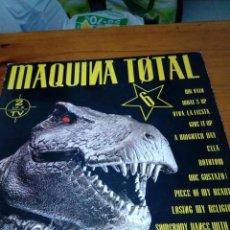 Discos de vinilo: MAQUINA TOTAL 6. DOBLE DISCO. C1V. Lote 183454907