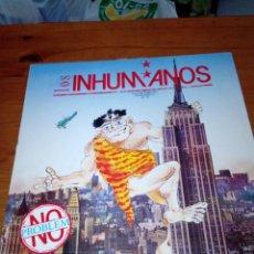 Discos de vinilo: LOS INHUMAOS. NO PROBLEM. C1V. Lote 183455015