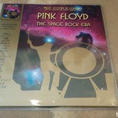 Discos de vinilo: PINK FLOYD. THE SPACE ROCK ERA. LP JAPAN EDITION - VINILO NUEVO COLOR MORADO. Lote 183460556