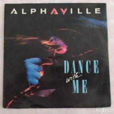 Discos de vinilo: ALPHAVILLE – DANCE WITH ME. Lote 183463820