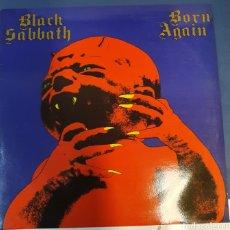 Discos de vinilo: LP BLACK SABBAT BORN AGAIN. Lote 183467863