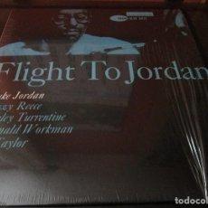 Discos de vinilo: FLIGHT TO JORDAN DUKE JORDAN DIZZY REECE STANLEY TURRENTINE VINILO 180 GRM BLUE NOTE. Lote 183477290