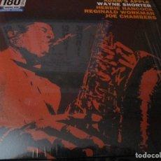 Discos de vinilo: ADAM'S APPLE WAYNE SHORTER HERBIE HANCOCK JOE CHAMBERS VINILO 180 GRAM BLUE NOTE. Lote 183477853