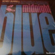 Discos de vinilo: KENNY BURRELL MIDNIGHT BLUE VINILO 180 GRAM BLUE NOTE. Lote 183478153