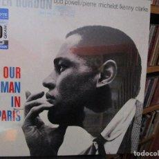 Discos de vinilo: DEXTER GORDON BUD POWELL / PIERRE MICHELOT / KENNY CLARK VINILO 180 GRAM BLUE NOTE. Lote 183478241