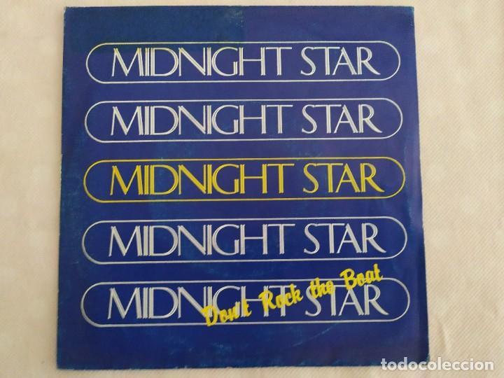 MIDNIGHT STAR – DON'T ROCK THE BOAT (Música - Discos - Singles Vinilo - Disco y Dance)