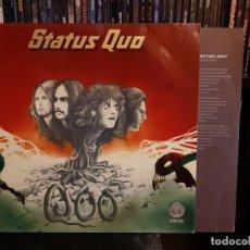 Discos de vinilo: STATUS QUO - QUO. Lote 183486772