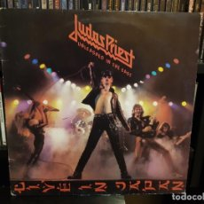 Discos de vinilo: JUDAS PRIEST - UNLEASHED IN THE EAST (LIVE IN JAPAN). Lote 183486847