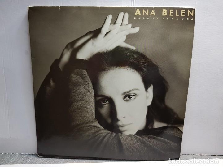 Discos de vinilo: DOBLE LP-VICTOR MANUEL Y ANA BELEN-SIEMPRE HAY TIEMPO en funda original año 1986 - Foto 3 - 183487288