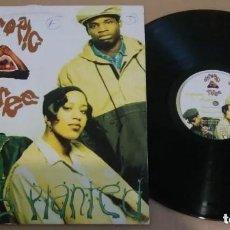Discos de vinilo: OTROPIC T(H)REE / PERFECTLY PLANTED / LP. Lote 183489737