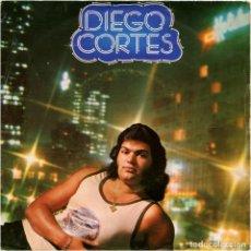 Discos de vinilo: DIEGO CORTÉS ?(JALEO) – CHISPA NEGRA / JUNTO A LA HOGUERA - SG SPAIN 1980 - ARIOLA A-101.975. Lote 183490218