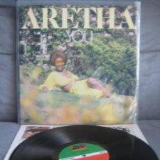 Discos de vinilo: ARETHA FRANKLIN - YOU. Lote 183494188