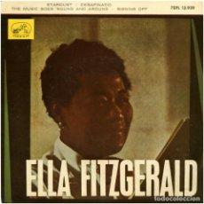 Discos de vinilo: ELLA FITZGERALD (MARTY PAICH) – STARDUST - EP SPAIN 1963 - 7EPL 13.929 . Lote 183495303