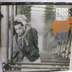 Discos de vinilo: LP-EROS RAMAZZOTTI-HEROES DE HOY EN FUNDA ORIGINAL AÑO 1986. Lote 183495598