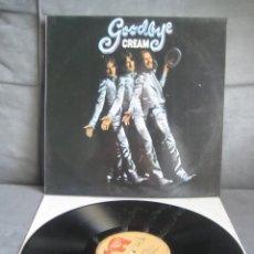Discos de vinilo: CREAM - GOODBYE. Lote 194256670