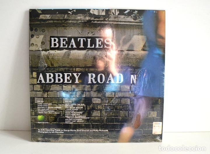 Discos de vinilo: THE BEATLES - Abbey Road - Apple Records PCS7088 2017 Colección Planeta Nuevo Precintado - Foto 2 - 183498381
