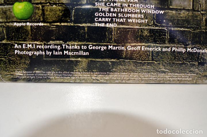 Discos de vinilo: THE BEATLES - Abbey Road - Apple Records PCS7088 2017 Colección Planeta Nuevo Precintado - Foto 4 - 183498381