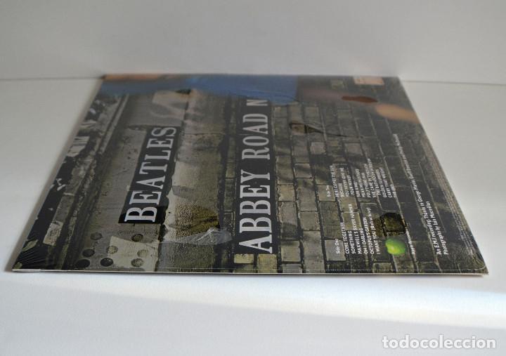 Discos de vinilo: THE BEATLES - Abbey Road - Apple Records PCS7088 2017 Colección Planeta Nuevo Precintado - Foto 8 - 183498381