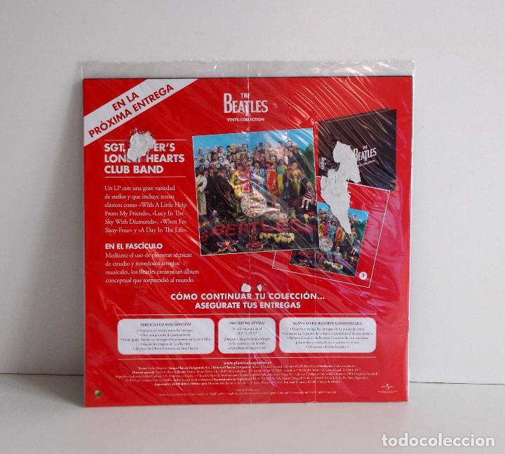 Discos de vinilo: THE BEATLES - Abbey Road - Apple Records PCS7088 2017 Colección Planeta Nuevo Precintado - Foto 10 - 183498381