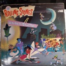 Discos de vinilo: THE ROLLING STONES-HARLEM SHUFFLE. Lote 183498705
