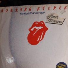 Discos de vinilo: ROLLING STONES *-UNDERCOVER OF THE NIGHT. Lote 183499718