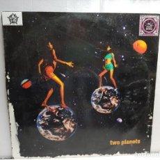 Discos de vinilo: MAXI SINGLE-TWO PLANETS- EN FUNDA ORIGINAL AÑO 1993. Lote 183503448