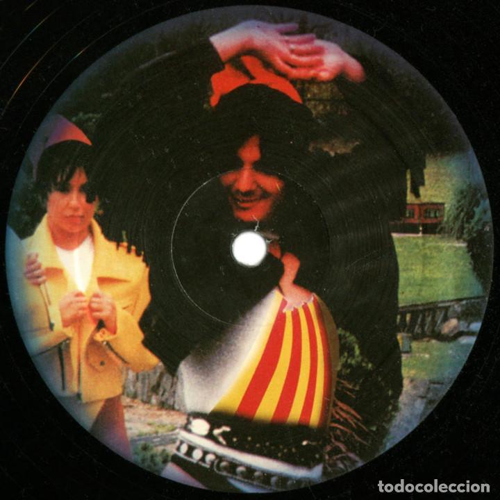 Discos de vinilo: Josmar - És superfort - Maxi Spain 1998 - Blanco Y Negro MX 891 (M) - Foto 3 - 183503955