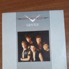 Discos de vinilo: SPANDAU BALLET GENTLY / GLOW . Lote 183505198