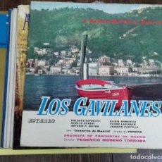 Discos de vinilo: DISCOS ZARZUELAS. Lote 183507228