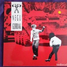 Discos de vinil: NEGU GORRIAK. NEGU GORRIAK. OIHUKA 1990.. Lote 183508088