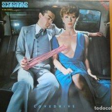 Discos de vinilo: LP SCORPIONS: LOVEDRIVE (1979) LOVE DRIVE. CONTIENE ENCARTE. MUY BUEN ESTADO. Lote 183508116
