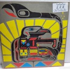 Discos de vinilo: MAXI SINGLE-TORREVADO-LIVING IN THE SHUTTLE EN FUNDA ORIGINAL AÑO 1986. Lote 183511578