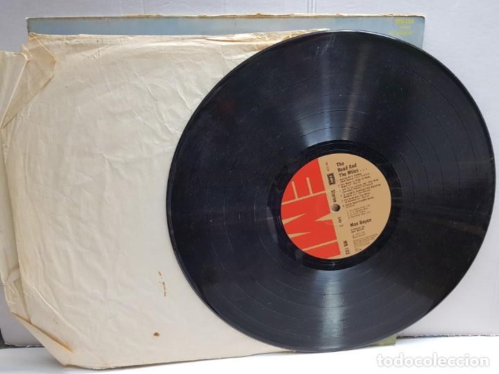 Discos de vinilo: LP-MAX BOYCE- THE ROAD AND THE MILLES..en funda original año 1977 - Foto 3 - 183512427