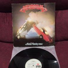 Discos de vinilo: KROKUS - METAL RENDEZ-VOUS LP, 1980, ESPAÑA. Lote 183513061