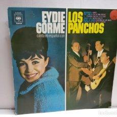 Discos de vinilo: LP-EYDIE GORME-CON LOS PANCHOS EN FUNDA ORIGINAL 1970. Lote 183515841