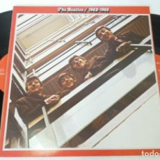 Discos de vinilo: THE BEATLES - 1962-1966 ( 2 LPS ) ( USA IMPORT ). Lote 183518751