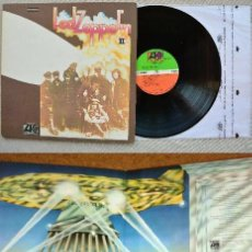 Discos de vinilo: LED ZEPPELIN / LED ZEPPELIN II 1969 !! MOBY DICK, RARA 1ª ORG EDIC ORG USA ATLANTIC SD 8236 !! EXC. Lote 44447657