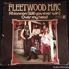 Discos de vinilo: SINGLE FLEETWOOD MAC. Lote 183524205