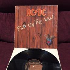 Discos de vinilo: AC/DC - FLY ON THE WALL LP, 1985, ESPAÑA. Lote 183529853