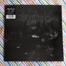 Discos de vinilo: RIPPIKOULU - ULVAJA 12'' MINI LP PRECINTADO - DOOM METAL DEATH METAL. Lote 183530560