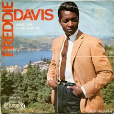 Discos de vinilo: FREDDIE DAVIS (J. C. CALDERÓN) - SPEAK LOW - SG SPAIN 1967 - SONOPLAY SN-20.018. Lote 183531492