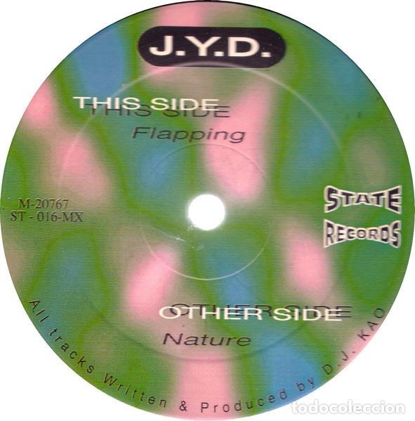Discos de vinilo: J.Y.D. ?– J.Y.D. - Foto 3 - 183532655