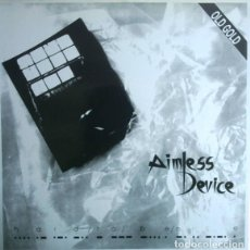 Discos de vinilo: AIMLESS DEVICE ‎– HARD TO BE NICE. Lote 183532670