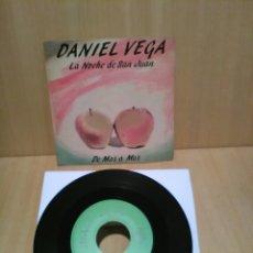 Discos de vinilo: DANIEL VEGA, LA NOCHE DE SAN JUAN, DE MAR A MAR.. Lote 208992515