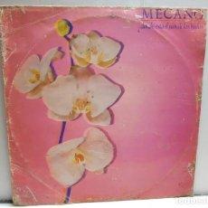 Discos de vinilo: LP-MECANO-DONDE ESTA EL PAIS DE LAS HADAS EN FUNDA ORIGINAL AÑO 1983. Lote 183544152