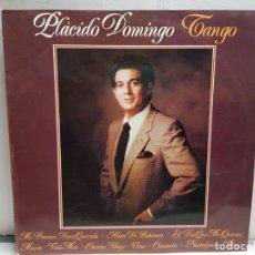 Discos de vinilo: LP-PLACIDO DOMINGO- TANGO EN FUNDA ORIGINAL AÑO 1981. Lote 183547737