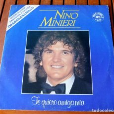 Discos de vinilo: LP - OPEN RECORDS - 1984 - NINO MINIERI - ESTE VERANO JUNTO A TI. Lote 183555458