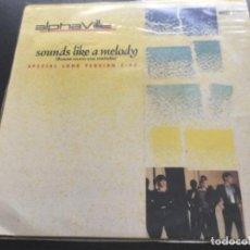 Discos de vinilo: ALPHAVILLE- SOUNDS LIKE A MELODY . Lote 183556878