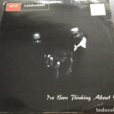 Discos de vinilo: LONDONBEAT- I'VE BEEN THINKING ABOUT YOU . Lote 183558376