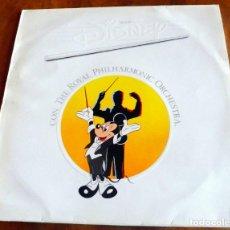 Discos de vinilo: LP - MERCURY 1986 - THE ROYAL PHILHARMONIC ORQUESTRA - WONDERFUL IDEA. Lote 183559142